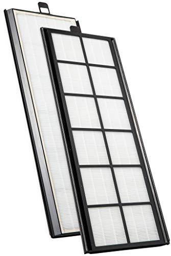 Zehnder Luftfilter für Zehnder ComfoAir 350/500/550 | 1 Filterset | Filterset G4 | Originales | 2x Kompaktfilter MP Kunststoff 198x500x14 mm. G4