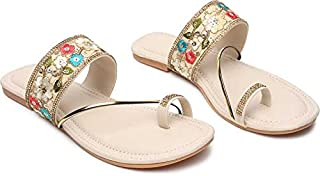 Shoestail Colorful Women Flats