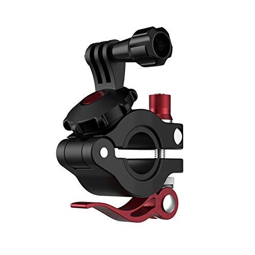 Jerilla Motocicleta Bicicleta Montaje de Soporte Universal para Manillar para Insta360 One R/Osmo Action/Osmo Pocket/GoPro