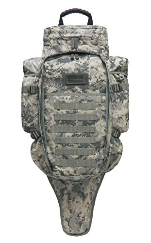 East West U.S.A RT538/RTC538 Tactical Molle Military Assault Rucksacks Backpack, ACU