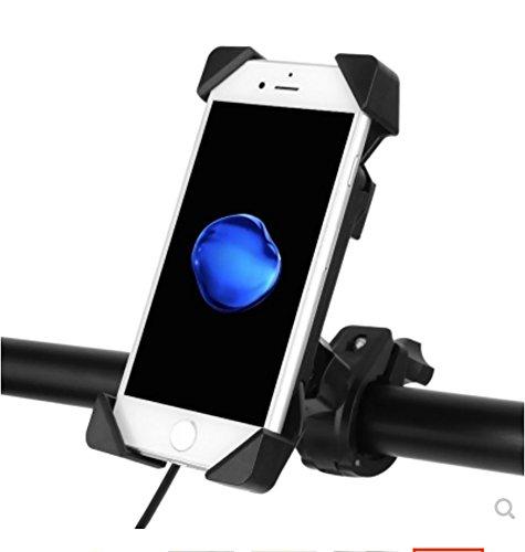 RUIX Motorfiets mobiele telefoon frame stootvast opladen universele elektrische fiets waterdicht paardrijden mountainbike navigatie houder