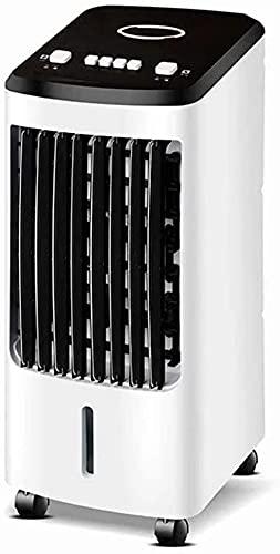 XJYDS 4L Grande Serbatoio Camera Interno Telecomando Aria condizionata Ventilatore 220v 70w Risparmio energetico a Risparmio energetico Mobile Acqua refrigeratore del Sonno del Sonno Portatile per la