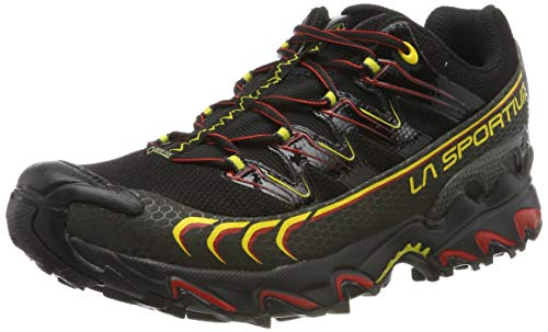 LA SPORTIVA Ultra Raptor GTX, Stivali da Escursionismo Unisex-Adulto, By Black Yellow, 44 EU