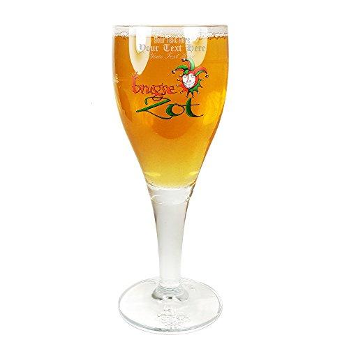 TUFF LUV Personalised/Engraved Glasses/Barware CE 330ml - 'Brugs Zot'