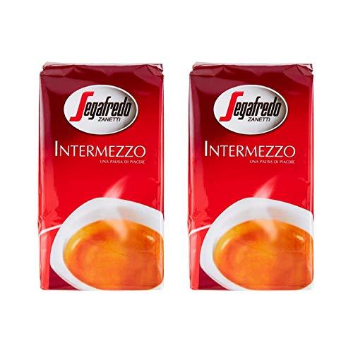 Segafredo Intermezzo Ground Coffee (2 Packs of 250g)