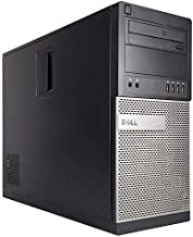 Dell Optiplex 990 Tower Business Desktop Computer, Intel Quad Core i5-2400 up to 3.4Ghz CPU, 8GB DDR3 RAM, 500GB HDD, DVD, VGA, Windows 10 Professional (Renewed)
