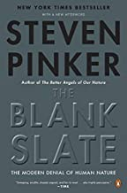 Steven Pinker: The Blank Slate : The Modern Denial of Human Nature (Paperback); 2003 Edition