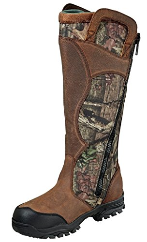 "Thorogood Men's 864-4067 Snake Boot 17"" Waterproof 1400 Hunting Boot, Mossy Oak Break Up Country - 8.5 M US"