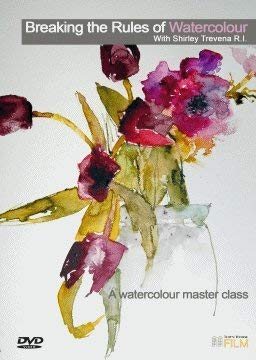 Breaking the Rules of Watercolour (DVD) with Shirley Trevena