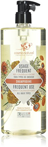 COSMO NATUREL CO00104928 Shampooing Usage...