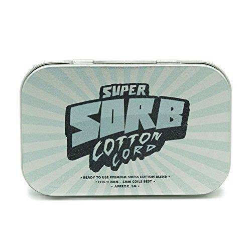 Super Sorb Cotton Cord - SSCC Watte