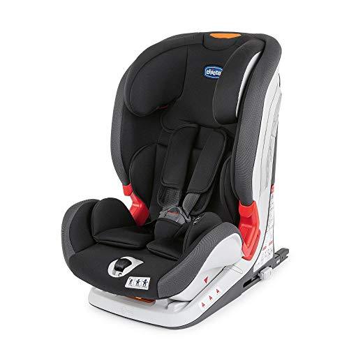 Chicco 06079207950000 Kinderautositz Youniverse Fix Größe 1/2/3, schwarz