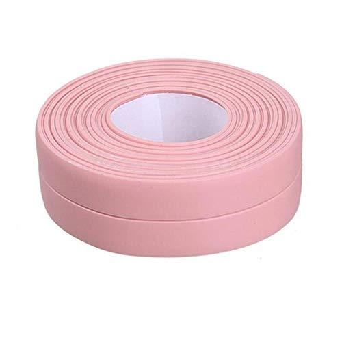 3,2 m badkamer keuken douche afdichting strips PVC zelflijm waterdichte muur sticker zelfklevende instelling band bad 3,2 x 2,2 cm C.