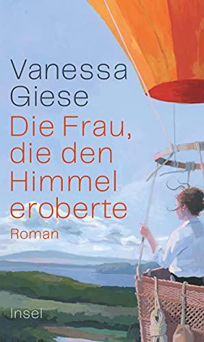 Buchseite und Rezensionen zu 'Die Frau, die den Himmel eroberte' von Vanessa Giese