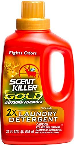 Wildlife Research 1289 Scent Killer Gold Autumn Formula Laundry Detergent 32 FL OZ