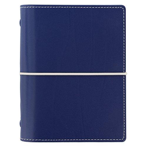 Filofax Domino Taschen-Organizer, Marineblau