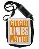 Ginger Lives Matter Bolso Bandolera Riñonera De Hombro Unisex Shoulder Bag