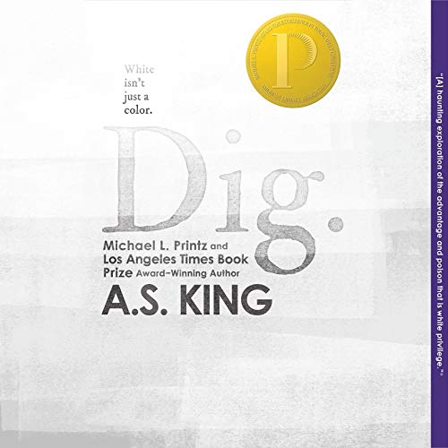Dig audiobook cover art