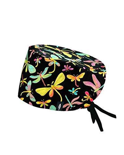 ROBIN HAT - OP Haube DRAGON FLY - LANGHAAR Modell - 100 % Baumwolle (Autoklave).