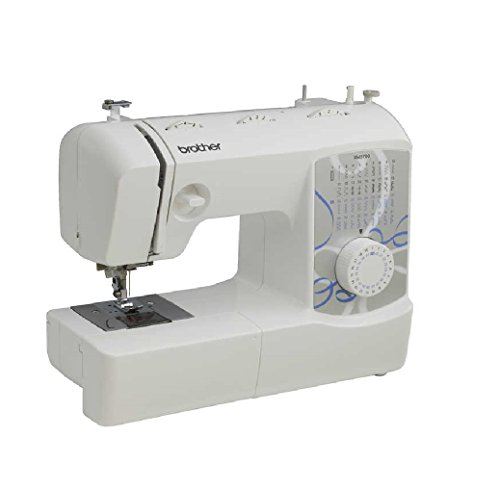 Brother XM3700 74-Stitch Function Free Arm Sewing Machine Automatic Needle Threader Built-in LED Light Dial Thread Tension Control