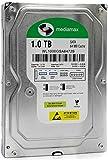 Mediamax 3.5' (8,9 cm) interne Festplatte 1TB HDD, SATA III, 6.0 Gb/s Cache 64MB, RPM: 7200 (U/min), 1000GB, WL1000GSA6472B, SATA Festplatte intern, Backup Festplatte für Desktop PCs, Gaming Computer