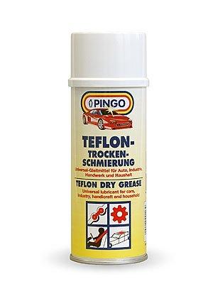 PINGO Teflon Trockenschmierung 400 ml