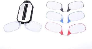 b334214390 Gafas de lectura Gafas de presbicia para personas mayores Pince-Nez Clip  para la nariz