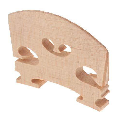 Violine Holz Geige Brücke Bridge Geigensteg aus gealtertem Ahorn In 6 Größen - 1-4