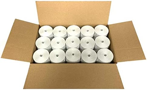 BAM POS Thermal Paper Rolls 3 1 8 x 190 Eco Pack 30 rolls product image