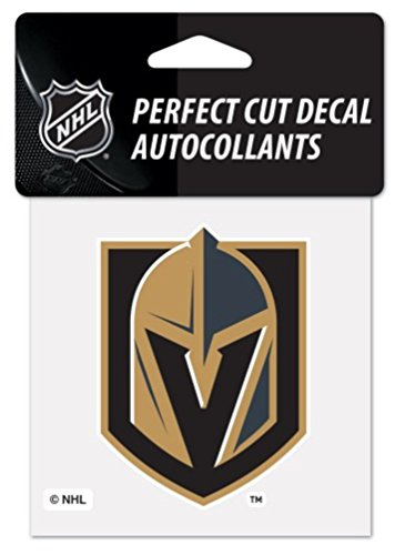 Wincraft NHL Las Vegas Golden Knights Logo 4