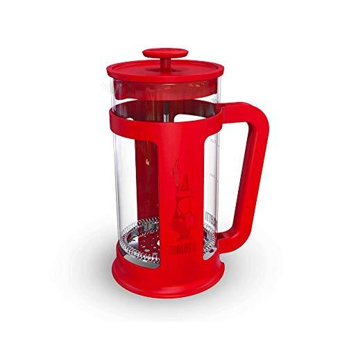 Bialetti French Press Smart Kaffeebereiter RotOne Size