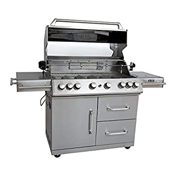 Mayer Barbecue Zunda Gasgrill Mgg 362 Master Mit Backburner