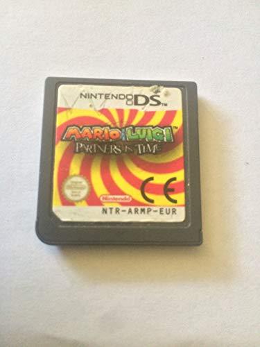 Mario e Luigi Partners In Time Nintendo Ds