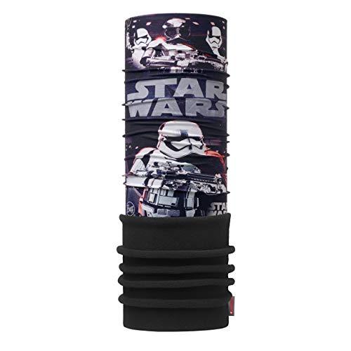 Buff First Order Tour de cou polaire Star Wars Jr Enfant Noir FR : Taille Unique (Taille Fabricant : Taille One sizeque)