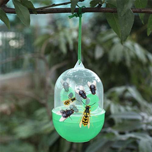 Igemy Bee Fly Catcher insectes Bug Killer Bee Piège à insectes à suspendre Catcher pas de poison ou chimique 1pc