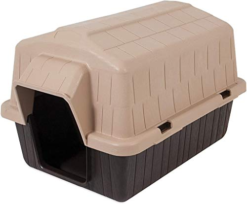 Whisker Doodle 25767 Country Outdoor Dog House 25-50LBS Shelters