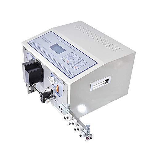 CGOLDENWALL - Pelacables automático de 0,1 a 8 m², pelador de cables para computadora, máquina de pelar cables sin conexión, multifunción, pelador de cables con certificado CE