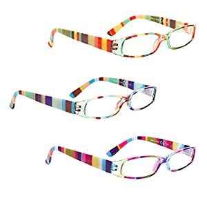 READING GLASSES 3 pack Smaller Readers for Women