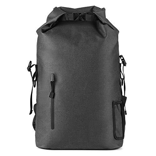Lepeuxi 20L Waterproof Dry Backpack Outdoor Sport Travel Backpack Bag Camping Boating Fishing Hiking Kayaking