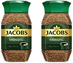 Jacob's Coffee Jacobs Kronung Instant, 7.05-Ounce