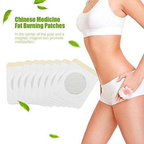 50/100 Pezzi cerotti dimagranti per bruciare Il grasso e perdere peso rapidamente(100Pcs)