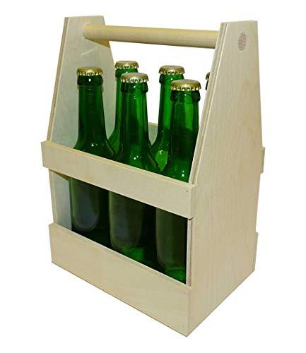 6er Pilsträger, Flaschenträger, Männerhandtasche/Sixxpack