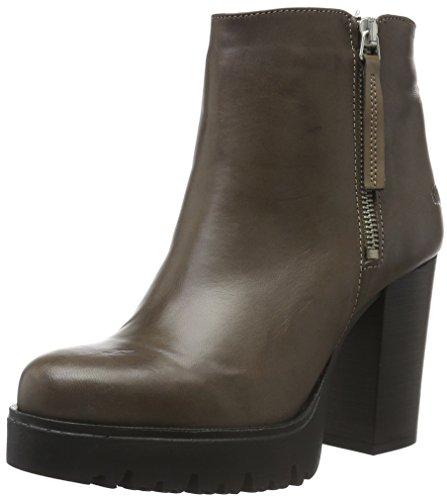 Shoot Damen Shoes SH-216004 Kurzschaft Stiefel, Grau (Antardita), 40 EU