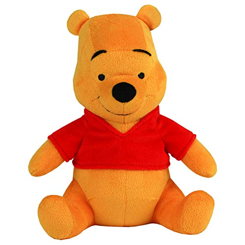 Disney Collectible Beanbag Plush, Winnie the Pooh, Amazon Exclusive