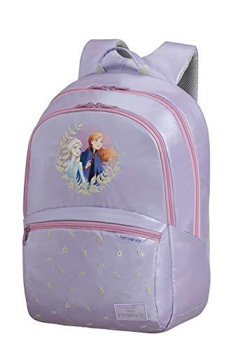 Samsonite Disney Ultimate 2.0 Zainetto per Bambini M, 41 cm, 18.5 L, Viola (Frozen II)