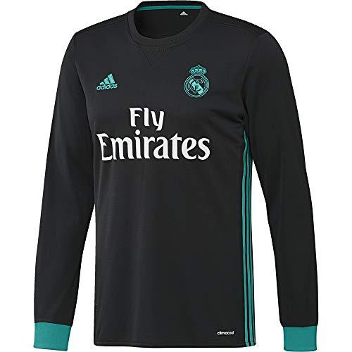 adidas Herren Real Madrid Auswärtstrikot Replica, Black/Aerree, XL