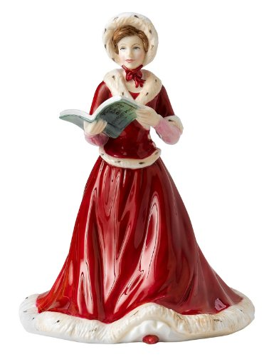 royal doulton ladies christmas - 4
