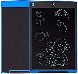 8.5 inch LCD Writing Tablet Paperless Office Writing Board with Stylus Pen- blue