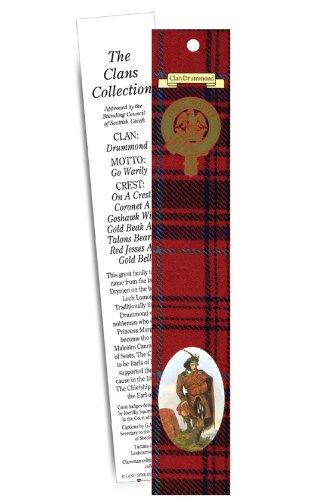 Drummond clan Bookmark