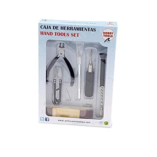 Artesania Latina - Caja herramientas c/cutter